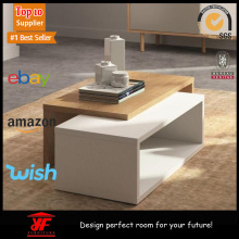 Reliable for Round Coffee Table Asian Chinese Convertible DIY Coffee Table export to Italy Manufacturer