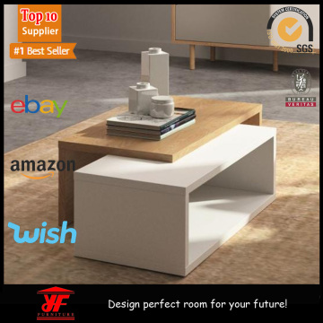 Professional for Modern Coffee Table Asian Chinese Convertible DIY Coffee Table export to South Korea Supplier