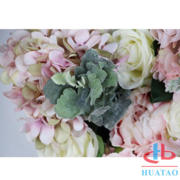 Artificial Flower Wall For Party Decoration