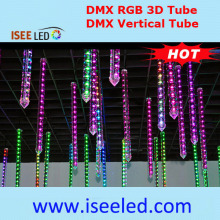 100% Original for 3D Deco Light Club Ceiling Light 360 DMX 3dLed Tube export to Indonesia Exporter