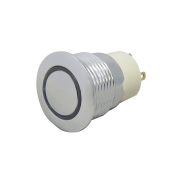 IP Waterproof 16MM Illuminated Push Button Switches