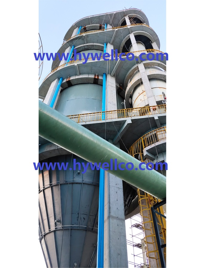 Maltodextrine Pressure Spray Drying Machine