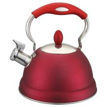 Rose Red Whistling Kettle