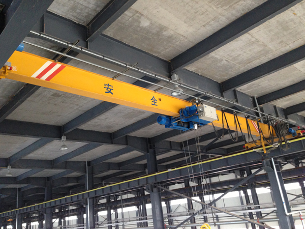 3T Single Girder Overhead Crane