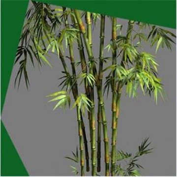 Artificial bamboo for indoor and outdoor decoration