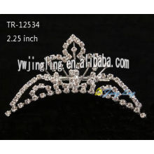 jingling cheap and high quality Wedding Tiara Crown