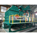 Scrap car metal crusher Tire Recycling Plant