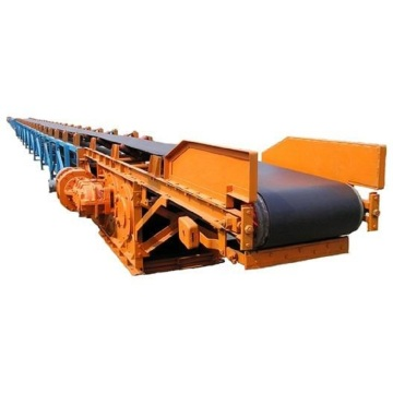 Material handling equipment conveyor