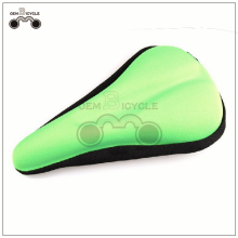 Colorful bicycle saddle cover Fixed Gear Bike saddle cover Thick silicone bicycle saddle cover