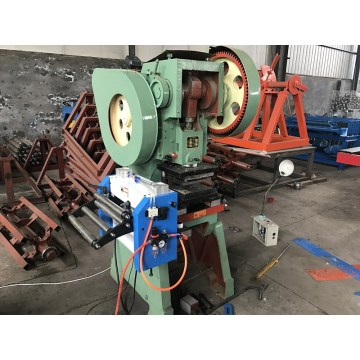 High speed punch press