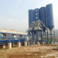 HZS50 stationary concrete batching plant sale in Oman