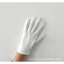 police ceremional parade cotton gloves