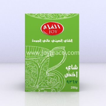 Top Grade Chunmee Green Tea 9367