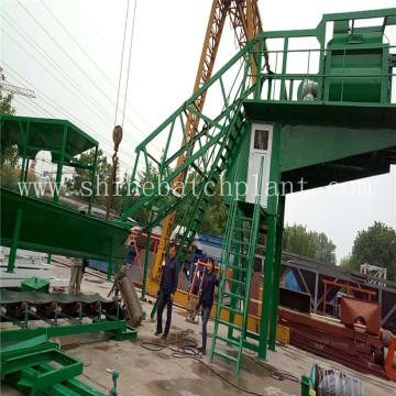 Best Sale Mobile Concrete Batch Plant