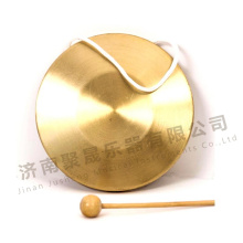 Special Design for Handmade Gongs Musical Percussion Instrument  Brass  Gongs supply to Iceland Factories