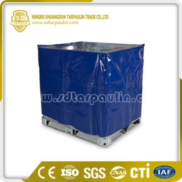 Polyester Tarp Ground Cover Industrial Cover Pallet Cover