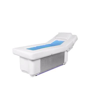 Spa Water Heating  Massage table