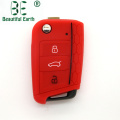 Factory Price Vw Amarok Silicone Car Key Cover