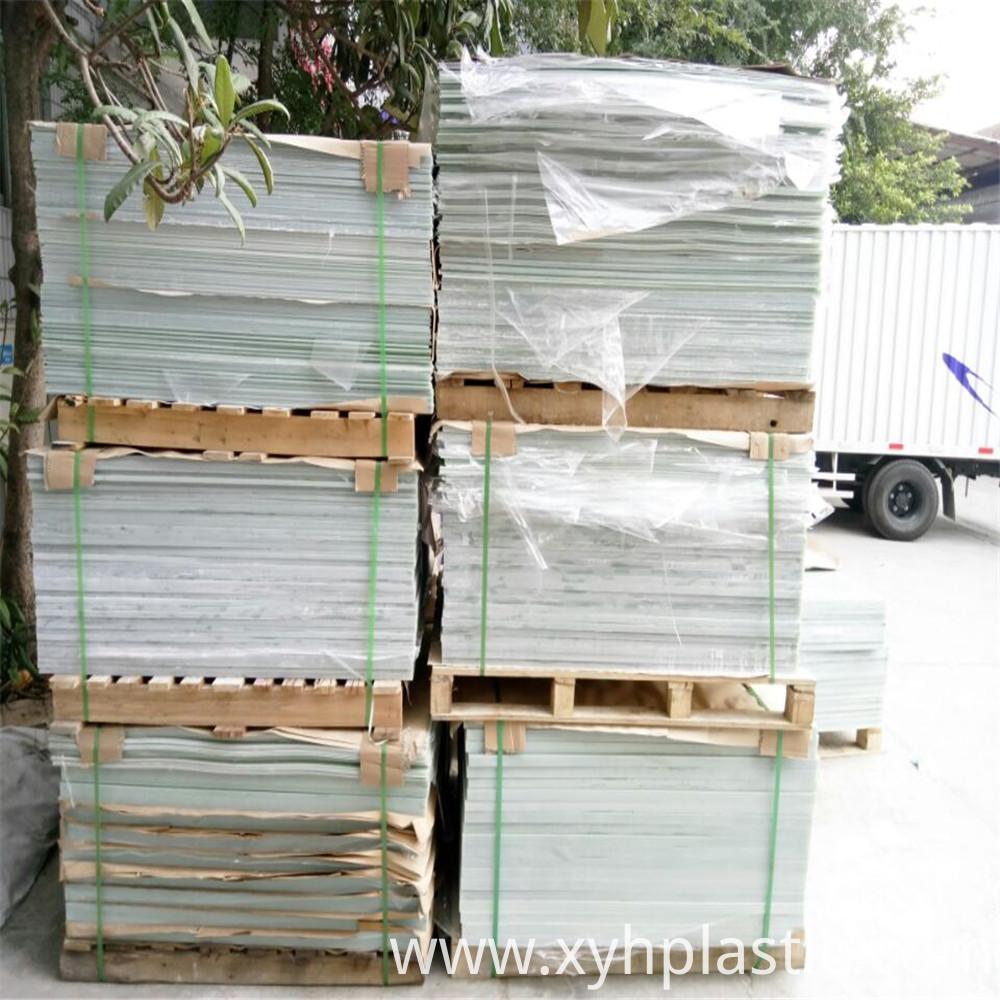 DSD FR4 Fiberglass Epoxy Laminated Sheet China Manufacturer