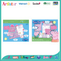 PEPPA PIG activity coloring set
