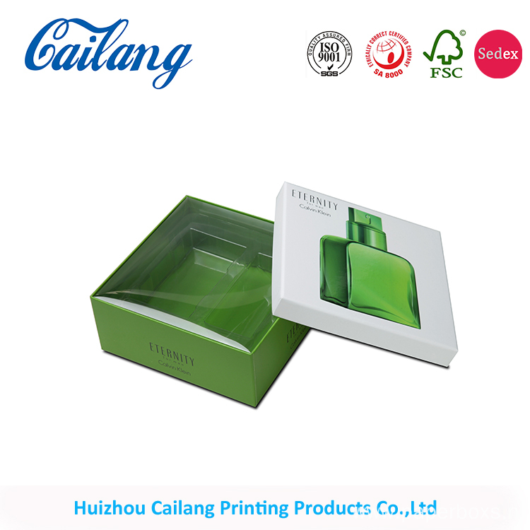 gift box cardboard lid and base for packaging