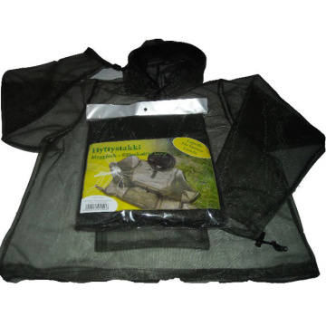 high quality Camouflage Mosquito net jacket factory
