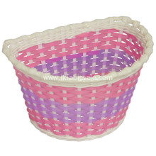 Front Wicker Bicycle Basket