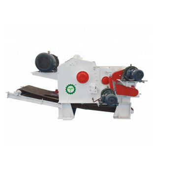 Drum Wood Chipper For Wood Chips