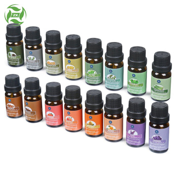 Pure essential oil set with private box