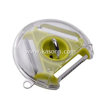 3 in 1 Multi Round Vegetable Fruit Peeler