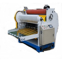 cardboard NC single cutter machine