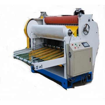 NC Single Cutter in corrugated paperboard production line