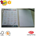 Customized coloring student tear off notepad
