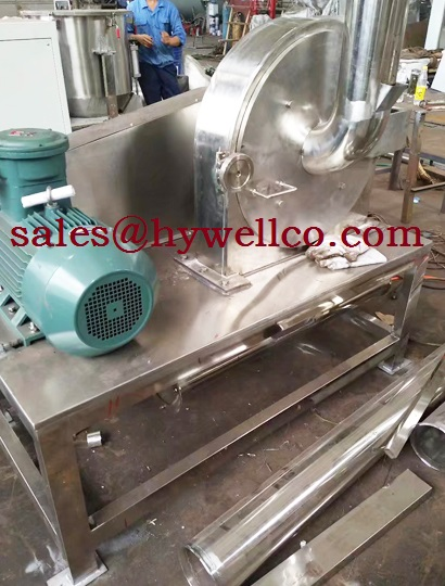 Dried Vegetable Crusher