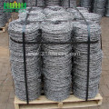 2018 sale Electric galvanized barbed wire fencing prices