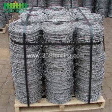 Hot Dipped Galvanized Barbed Wire Mesh Fence