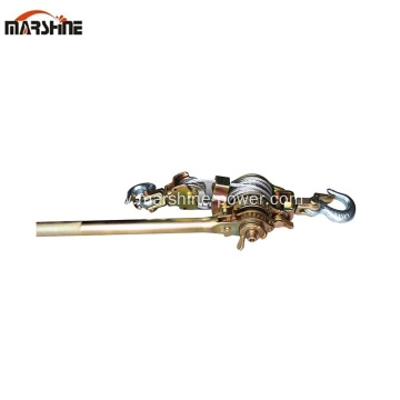 Manual Ratchet Wire Rope Tightener