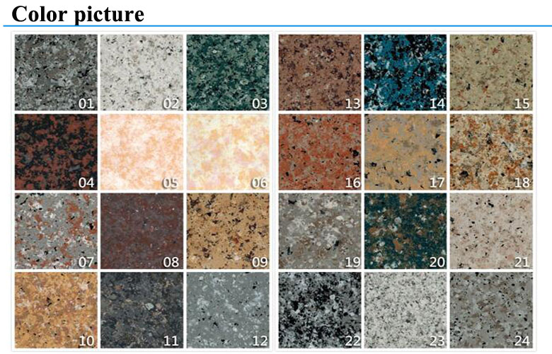 faux granite wall paint