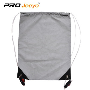 LED reflective bag for sports