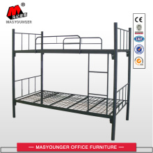 Green Blue Plate Top Metal Bunk Bed