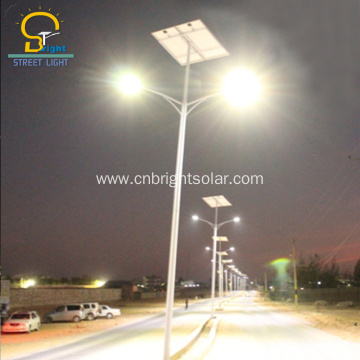 60W Solar Split LED Street lights