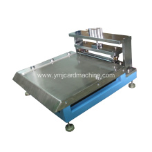Positioning Smart Card Tooling Hole Punching Machine