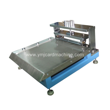 High Quality for for IC Cards Punching Machine Positioning Smart Card Tooling Hole Punching Machine supply to Wallis And Futuna Islands Wholesale