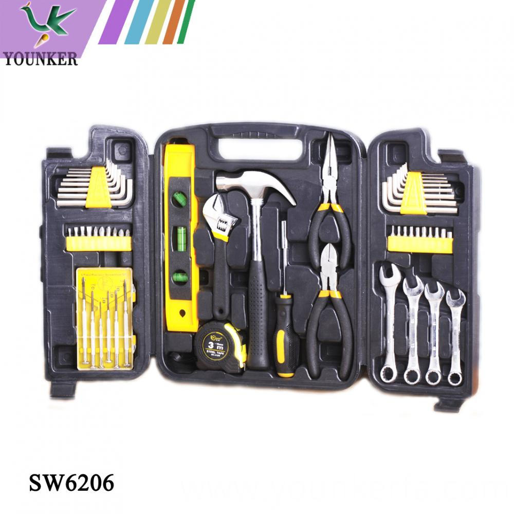 Multi Function Hand Tool Set