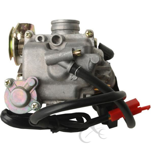 GY6 carburetor assembly