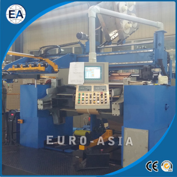 Transformer Foil Coil Winding Machine
