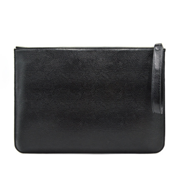 Women Clutch Pouch Bag Wristlet Purse Zipper Closure