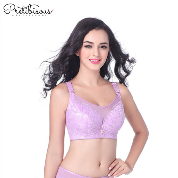 Large size push up lingerie for women