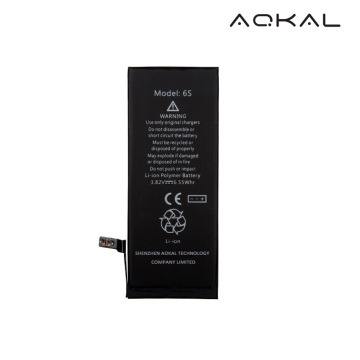 iPhone 6S Li-ion Battery Kuchinja neTI IC