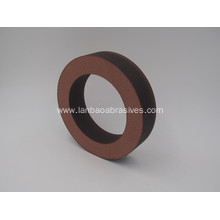 D125mm Flat shape BD polishing wheel for Glass